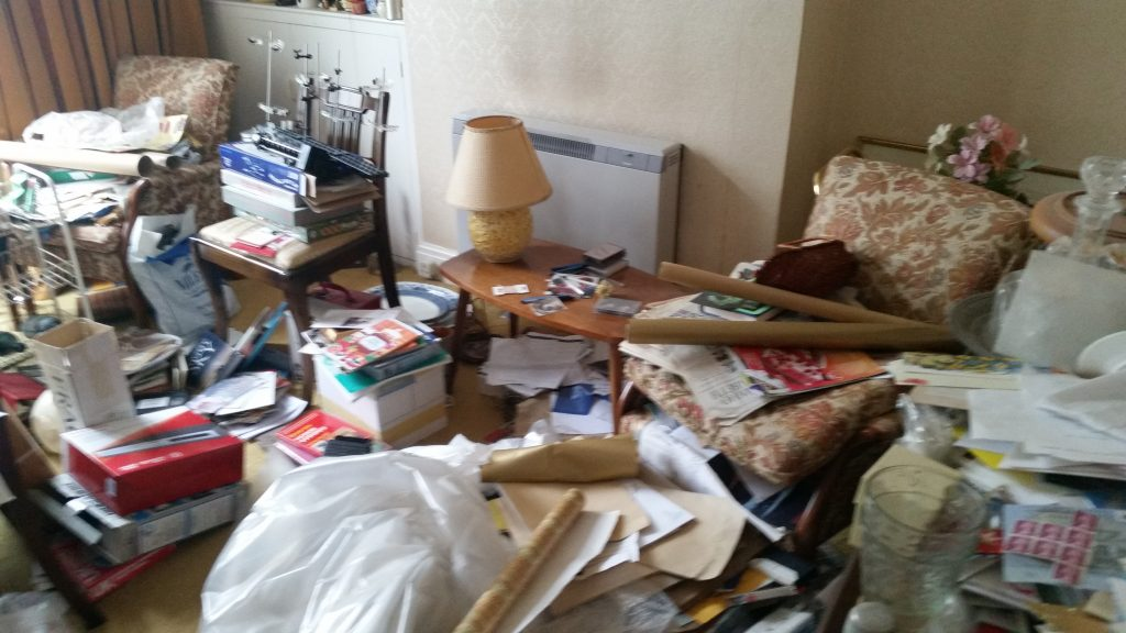 Before and after decluttering declutter my home before - Declutter before and after ...